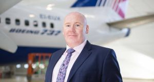 Connor Flanagan, the CEO of the Atlantic Aviation Group, who  started out as an apprentice.