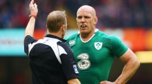 Thornley and Cummiskey: Wayne Barnes 'has cost Ireland over the years'
