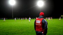 Cork's manager Peadar Healy: his side's defeat to Clare   was enough to prompt a wide-ranging reappraisal of Cork's fortunes this year. Photograph: Inpho