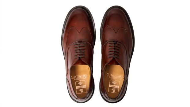 Michael Fassbender, Jimmy Fallon, Ewan McGregor are among the many fans of O'Keeffe shoes