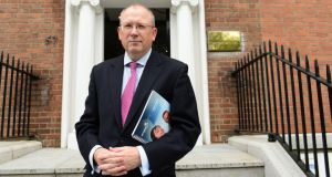 "Permanent TSB chief executive Jeremy Masding said the bank had a ""bias not to do repossessions"". Photograph: Dara Mac Dónaill"