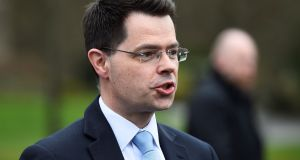 Northern Ireland Secretary James Brokenshire who warned the North faces another election within weeks if the parties fail to reach agreement. Photograph: PA