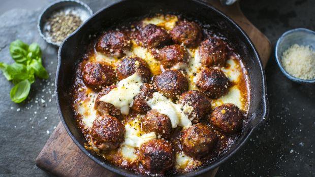 Donal skehan my best american italian baked meatballs donal skehans american italian baked meatballs forumfinder Gallery