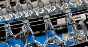 Ardagh bottling plant: firm is one of the world's largest glass and metal container makers.