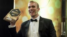 David Harte: has been voted the world's best goalkeeper for the second year in succession. Photograph:  Ali Bharmal/Getty Images