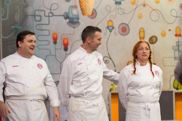 The moment Niamh Kavanagh was announced as Celebrity MasterChef 2017