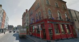 Jack Nealon's pub on Capel Street in Dublin is set to close next month. Image: Google Maps.