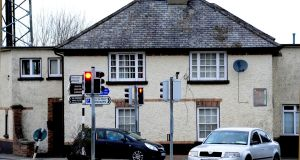 Stepaside Garda station is understood to be one of six to be reopened as part of a pilot scheme. Photograph: Cyril Byrne