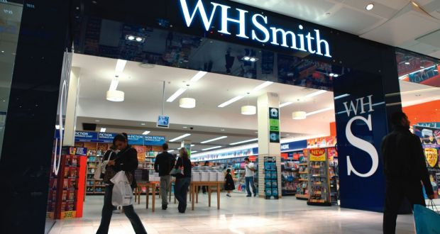 Wh smith ireland reports weaker profits as turnover rises turnover for the books newspapers and stationary retailer rose to 269 million from solutioingenieria Images