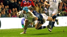 Thornley and Cummiskey preview a 'huge' Calcutta Cup