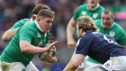 Tadhg Furlong eagerly anticipating 'tough battle' against Wales