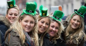 Irish abroad: Send us your Paddy's Day pics