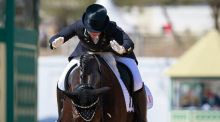 Judy Reynolds has qualified for the FEI World Cup dressage final. Photograph: Libby Law/Inpho