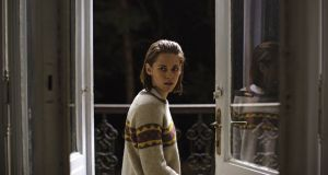 Something spooky: Kristen Stweart in Personal Shopper