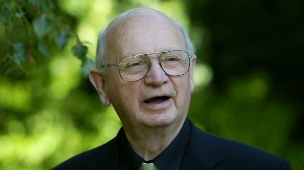 Former Bishop of Galway, Dr Eamon Casey, photographed in 2006. File photograph: Joe O'Shaughnessy