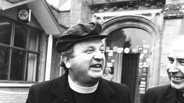 Dr Eamon Casey, bishop of Galway pictured in 1980. Photograph: Pat Langan