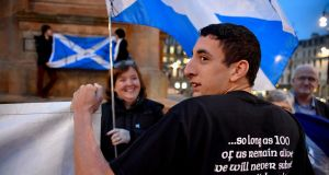 An independent Scotland could leave the North adrift
