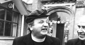Dr Eamonn Casey, bishop of Galway pictured in 1980. Photograph: Pat Langan