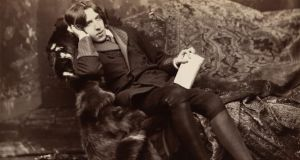 Oscar Wilde inherited  a number of properties in Bray, Co Wicklow, in 1876, after his father's death.