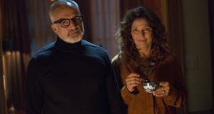 Meet the fuc*kers: Bradley Whitford and Catherine Keener