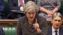British prime minister Theresa May said a Scottish independence referendum would be 'divisive and cause huge economic uncertainty at the worst possible time'. Photograph: PA Wire