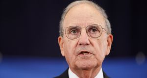 George Mitchell warns against return of hard Border
