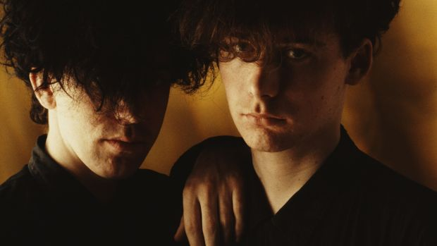 The Jesus and Mary Chain in the mid-1980s. Photograph: Mark and Colleen Hayward/Redferns
