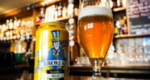 Good for Mums: Yellow Belly has released its Citra Pale Ale in lovely bright cans.