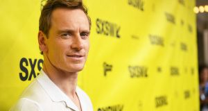 Actor Michael Fassbender at the Song To Song premiere at SXSW. Photograph: Matt Winkelmeyer/Getty Images for SXSW