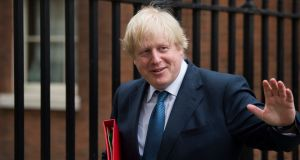 "'This has earned him the gratitude of political headline writers, renewed each time a two-faced politician with a B-name – this time last year it was ""Et tu, Boris?"" – makes the news.' Photograph:  Will Oliver/EPA"