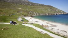 Blow off the cobwebs (and any tension between you) at Achill Walks Festival from March 31st to April 2nd in Co Mayo