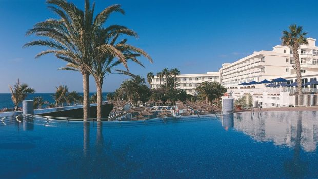 Whisk her off for a four-day mini-break at the VIK San Antonio Hotel in Puerto del Carmen in Lanzarote for €514.