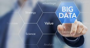 The US is predicted to be the largest market for big data and business analytics solutions, with spending forecast to reach $78.8 billion in 2017. Photograph: iStockphoto