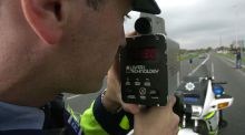 Speeding remains by far the most commonly detected penalty point offence. Photograph: Cyril Byrne