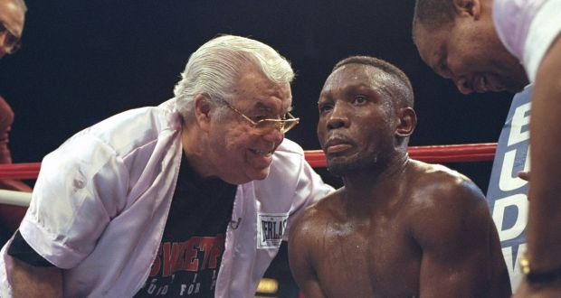 america at large lou duva a name synonymous with boxing s golden era