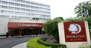 The biggest deal  of 2016 involved the sale of the former Burlington Hotel, known as the Double Tree by Hilton, for €182 million to German asset manager Deka Bank
