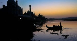 Agra, home of  the Taj Mahal, is among the cities highlighted  in the India travel advice section, where the Department of Foreign Affairs warns that women have been the victims of sexual assault. Photograph: Jayanta Shaw/Reuters