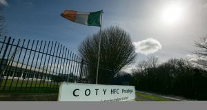 Coty decided to move Max Factor production from Nenagh to a newer plant in England with the loss of 200 jobs. Photograph: Brian Gavin / Press 22
