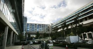 Almost two-thirds of owners at Beacon South Quarter, in Sandyford, Dublin have voted to pay almost €10m to fix defects with the complex. File photograph: Dara Mac Dónaill/The Irish Times