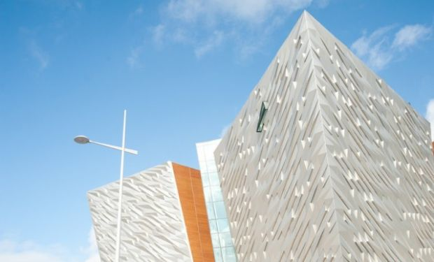 Titanic Belfast: crowned the World's Leading Tourist Attraction at the World Travel Awards