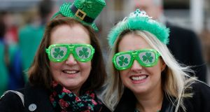 Cold, wet and blustery weather in store for St Patrick's Day