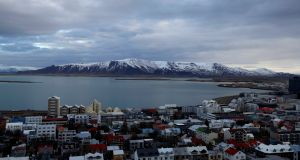 Iceland's weak krona has helped to fuel a tourism boom. Photograph: Reuters