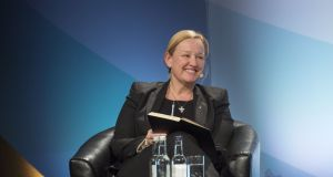 Avril Conroy is director of retail at energy company Rosneft in Russia. Photograph: Brenda Fitzsimons