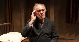 A performance of almost microscopic detail: Michael Gambon in  Samuel Beckett's Eh, Joe