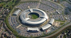 "The GCHQ building in Cheltenham, UK: A Fox News analyst  claimed sources told  him that the Obama administration used GCHQ to spy on Donald Trump so there would be ""no American fingerprints on this"". Photograph: GCHQ/PA Wire"