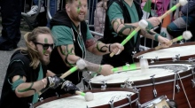 Highlights from Dublin's St Patrick's Day Festival