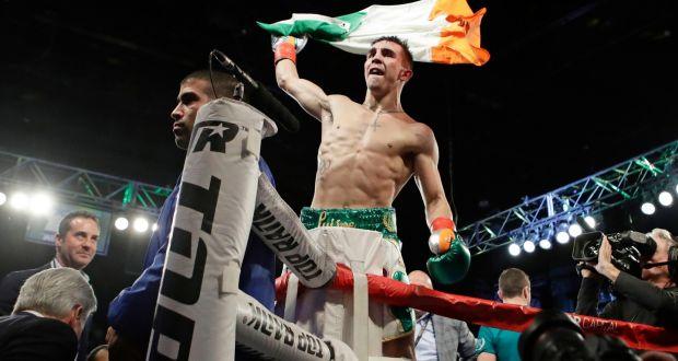 Image result for michael conlan irish flag