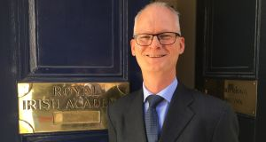 Prof Michael Peter Kennedy elected 56th president of the Royal Irish Academy