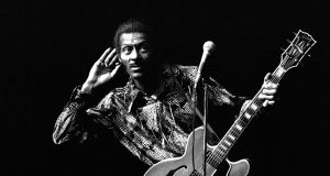 Chuck Berry - a life in pictures