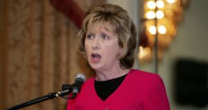 Former president  Mary McAleese says Ireland needs to demonstrate 'the promise of the hundred thousand welcomes is not a fairy story'. Photograph: Photograph: Eric Luke